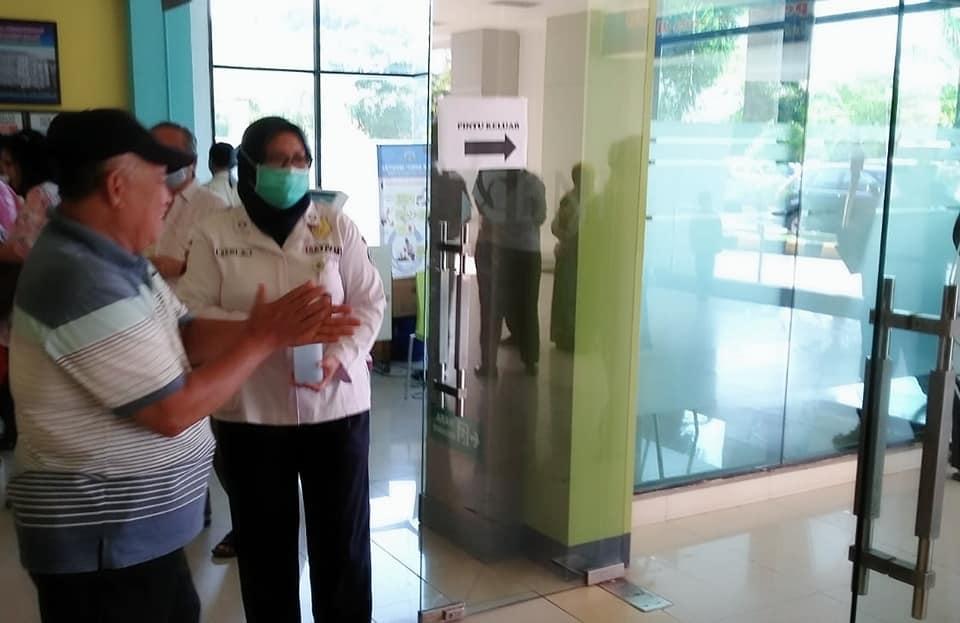 UPAYA RSUD dr. SOEDIRMAN KEBUMEN DALAM PENCEGAHAN PENYEBARAN VIRUS CORONA